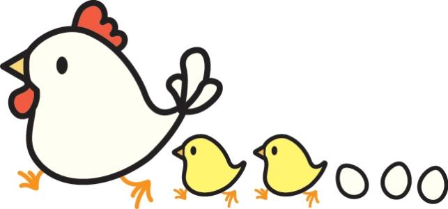 2015運勢_阿丸的運勢小館_母雞小雞